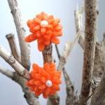 Orange Blossom. Felted Flow..